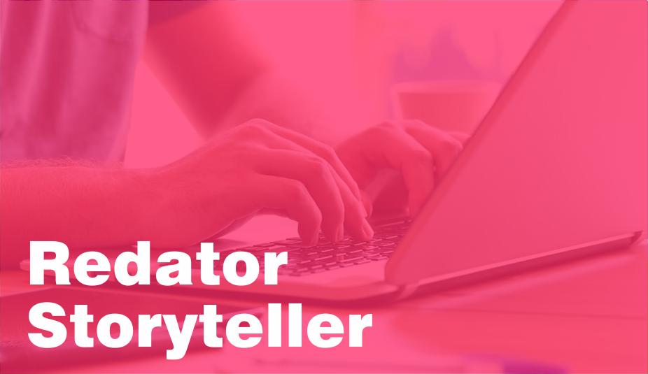 Redator Storyteller